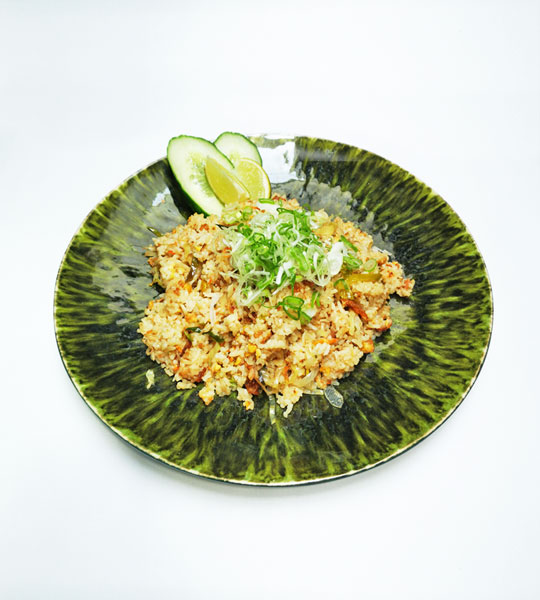 Fried Rice, Vegi