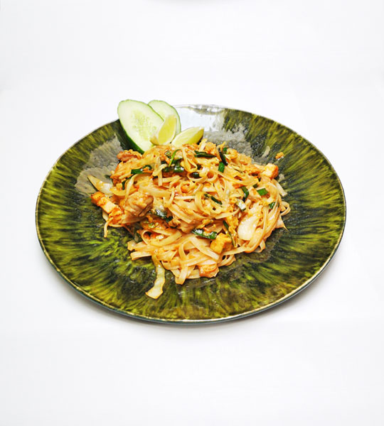 Pad Thai, Chicken
